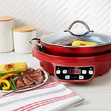 Simply Ming Premiere Digital Induction Burner and Master Griller