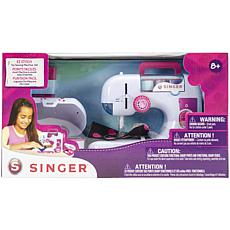 Singer EZ-Stitch Chainstitch Sewing Machine W/Sewing Box