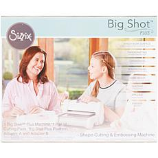 Sizzix® Big Shot™ Plus Machine - Gray/White