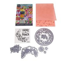 Sizzix Bloom & Blossom Lindsey Serata Cardmaking Kit