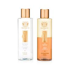 SKIN&CO Truffle Beauty Therapy Cleansing Oil & Toner