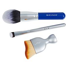 Skinn® Cosmetics DWP 3-piece Perfect Brush Set