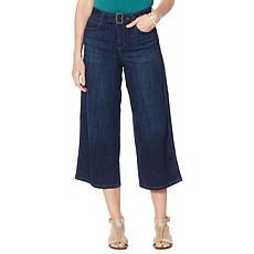 Skinnygirl Barry Wide-Leg Crop Jean