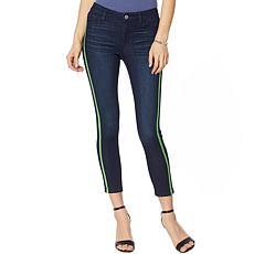 Skinnygirl Side Stripe Skinny Jean