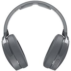 Skullcandy Hesh 3 Bluetooth Over-the-Ear Headphones w/Microphone-Gray