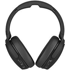 Skullcandy Venue Over-Ear Noise-Canceling Bluetooth Black Headphones