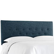 Skyline Furniture Button Headboard - King