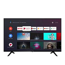 """Skyworth UC6200 55"""" 4K UHD HDR Smart TV with Google Assistant"""