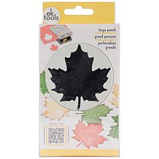 Slim Maple Leaf Paper Punch - Large