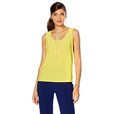 Slinky® Brand Solid Basic Knit Tank - Colors