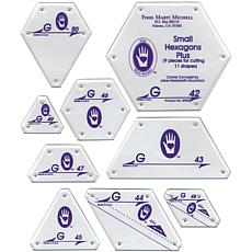 Small Hexagon Shapes Set G