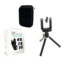 Smartphone Camera Lens Kit with Tripod