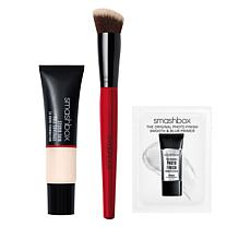 Smashbox Full Coverage Foundation 1 with Primer and Brush