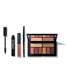 Smashbox Full Look 4-piece Lip and Eye Makeup Set