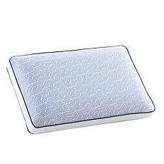 Smithsonian Sleep Collection Cooling Gel Top Memory Foam Pillow