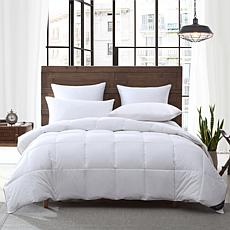 Smithsonian Sleep Collection Down & Feather All-season Comforter, Twin