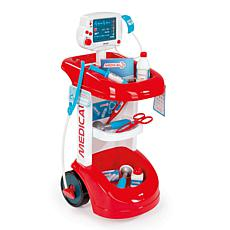 Smoby 12-Piece Electronic Doctor's Trolley