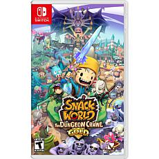 Snack World: The Dungeon Crawl Gold - Nintendo Switch