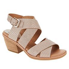 Sofft Pesha Leather Strappy Sandal