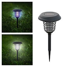 Solar Bug Zapper LED and UV by Happy Camper