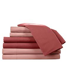 South Street Loft 2-pack Microfiber Solid Queen Sheet Sets