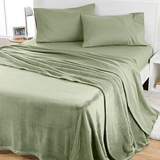 South Street Loft Blanket and Sheet Set