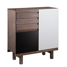 Southern Enterprises Holly and Martin Chaz Cabinet