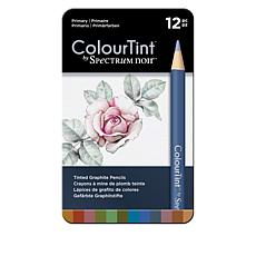 Spectrum Noir 12-piece ColorTint Graphite Pencils