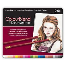 Spectrum Noir Colorblend Pencil Set 24pk