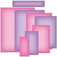 Spellbinders Nestabilities Dies - A2 Card Creator