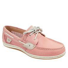 Sperry Koifish Leather and Mesh Boat Shoe
