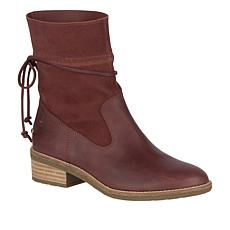 Sperry Maya Ronan Leather Block-Heel Boot