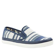Sperry Seaside Striped Knit Slip-On Sneaker