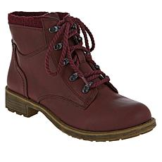 Sporto® Brandy Water-Resistant Lace-Up Hiker Bootie