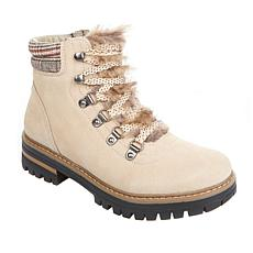 Sporto® Ranger Lace-Up Suede Hiking Boot