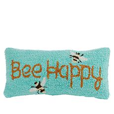 Spring Collection Decorative Pillow - Bee Happy