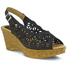 Spring Step Abigail Wedge Sandal