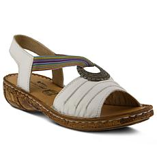 Spring Step Karmel Leather Sandal