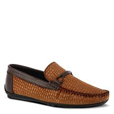Spring Step Men's Luciano Leather Moccasin Loafer