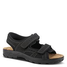 Spring Step Men's Mysia Leather Sandal