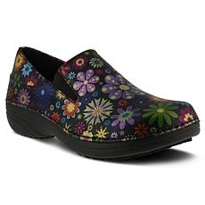 Spring Step Professional Manila-Flower Loafers