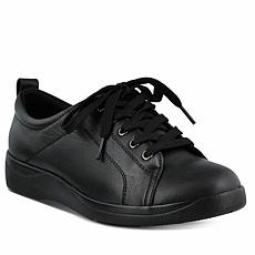 Spring Step Professional Wiress Leather Lace-Up Shoes