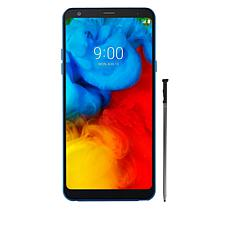 """Sprint LG Stylo 4+ 6.2"""" HD Smartphone with iFrogz earbuds"""