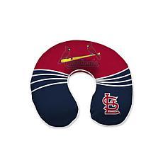 St. Louis Cardinals Memory Foam U-Neck Travel Pillow