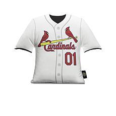 St. Louis Cardinals Plushlete Big League Jersey Pillow