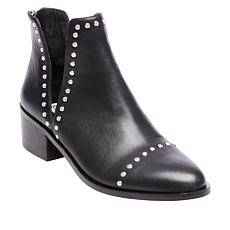 Steve Madden Conspire Studded Leather Cutout Bootie