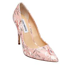 Steve Madden Daisie Suede or Fabric Pointed-Toe Pump