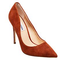 02ac186425e Steve Madden Daisie Suede or Fabric Pointed-Toe Pump