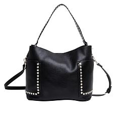 Steve Madden Kellie Studded Bucket Bag