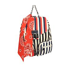 Steve Madden Tito Backpack and Bandana